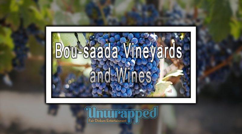 Bou-saada Vineyards and Wines