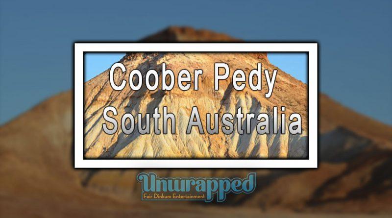 Coober Pedy - South Australia