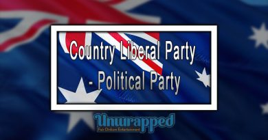Country Liberal Party - Political Party
