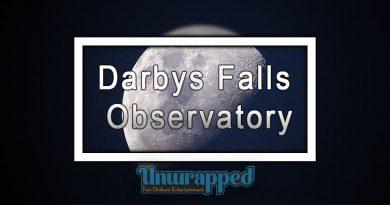 Darbys Falls Observatory
