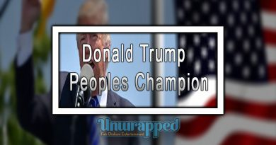 Donald Trump – Peoples Champion