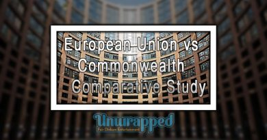 European Union vs Commonwealth - Comparative Study