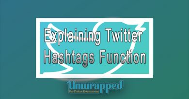 Explaining Twitter Hashtags Function