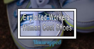 Exploited Workers Human Cost Shoes