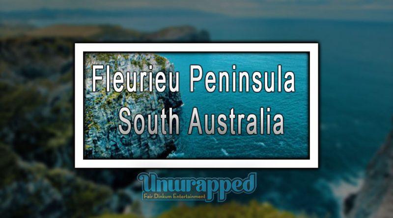 Fleurieu Peninsula - South Australia
