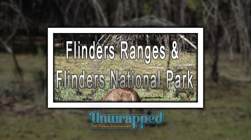 Flinders Ranges & Flinders National Park