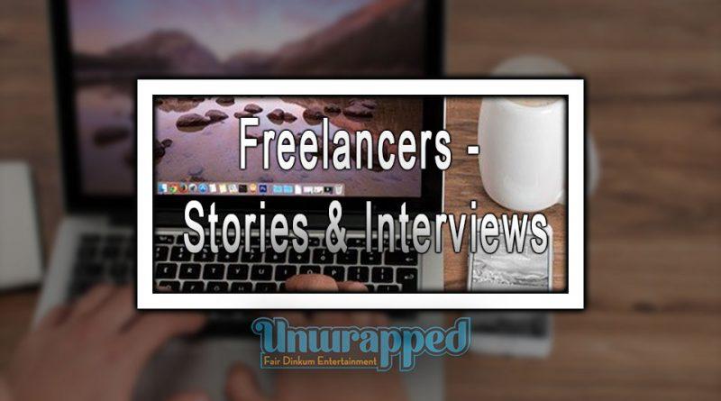 Freelancers - Stories & Interviews