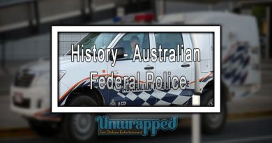 History - Australian Federal Police