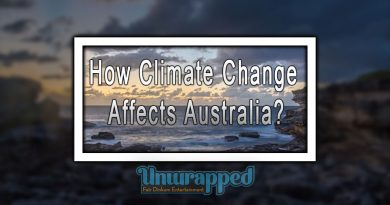 How Climate Change Affects Australia?