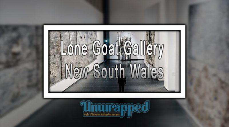 Lone Goat Gallery - New South Wales