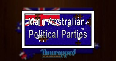 Main Australian Political Parties