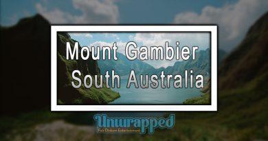Mount Gambier - South Australia