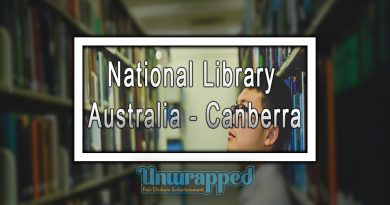 National Library Australia - Canberra