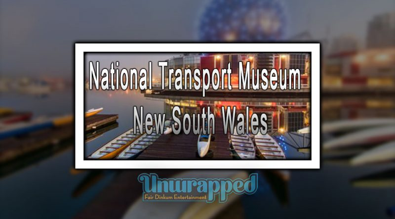 National Transport Museum - New South Wales