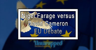 Nigel Farage versus David Cameron EU Debate