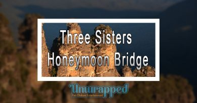 Three Sisters Honeymoon Bridge