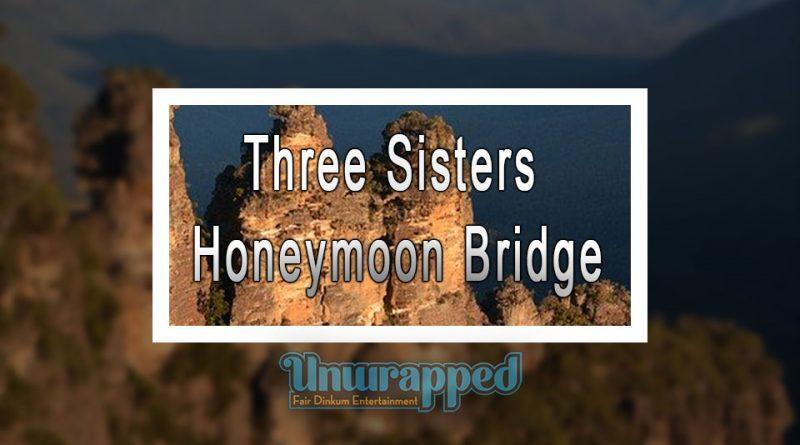 Three Sisters Honeymoon Bridge