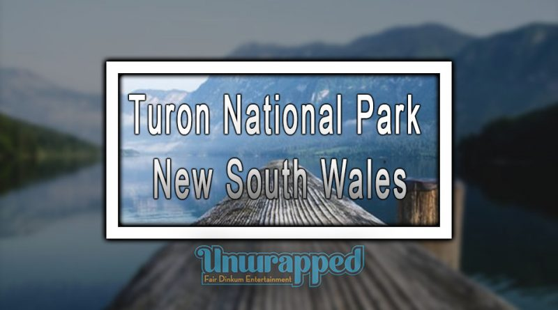 Turon National Park - New South Wales