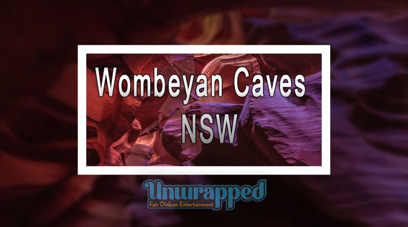 Wombeyan Caves - NSW
