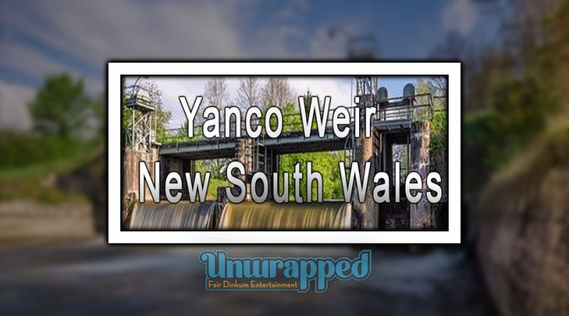 Yanco Weir - New South Wales