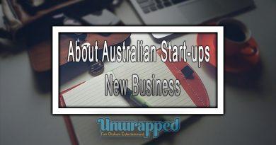 About Australian Start-ups - New Business