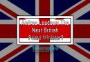 Andrea Leadsom The Next British Prime Minister?