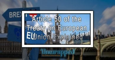 Article 50 of the Treaty on European Union Explained