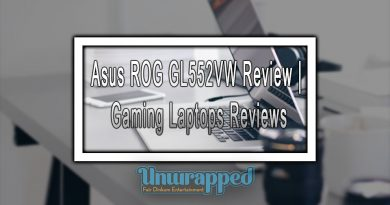 Asus ROG GL552VW Review | Gaming Laptops Reviews