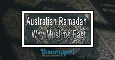 Australian Ramadan – Why Muslims Fast