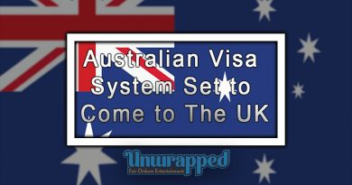 Australian Visa System Set to Come to The UK