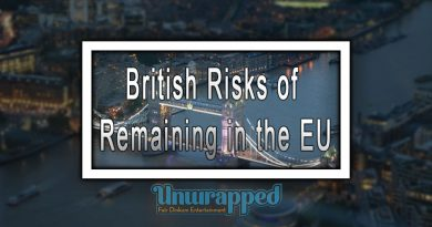 British Risks of Remaining in the EU