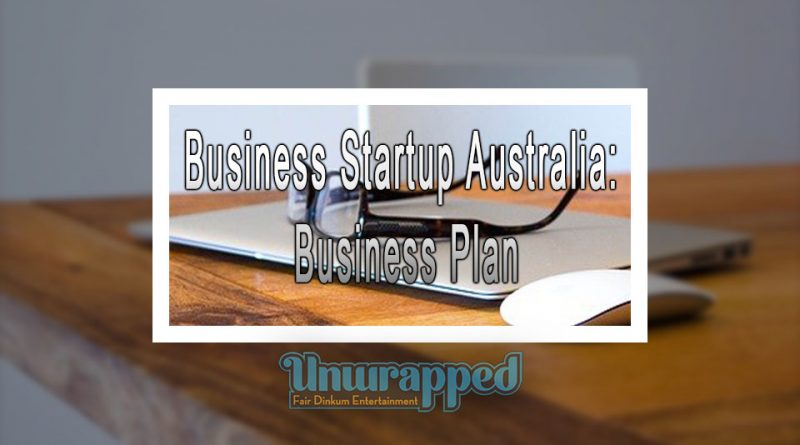Business Startup Australia: Business Plan