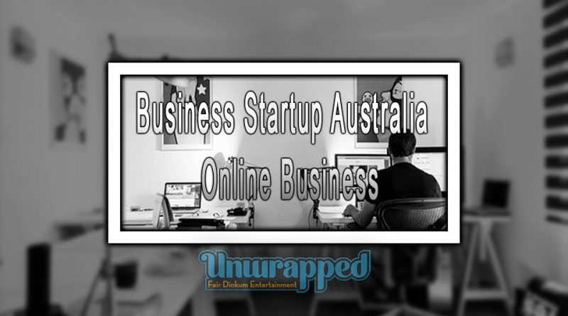 Business Startup Australia : Online Business