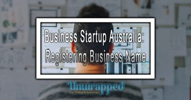 Business Startup Australia: Registering Business Name
