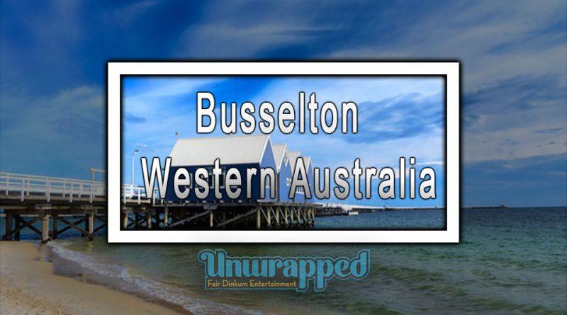 Busselton - Western Australia