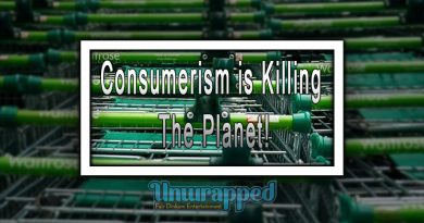 Consumerism is Killing The Planet!