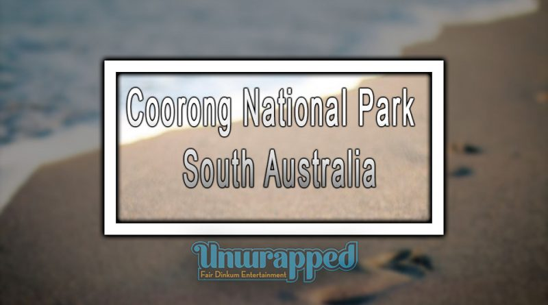 Coorong National Park - South Australia