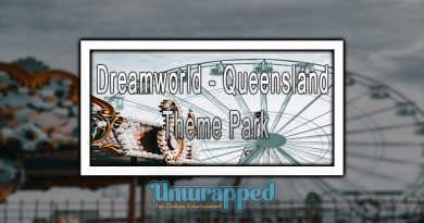 Dreamworld - Queensland Theme Park