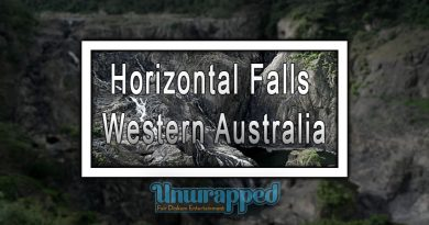 Horizontal Falls - Western Australia