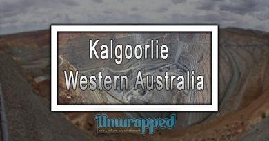 Kalgoorlie - Western Australia