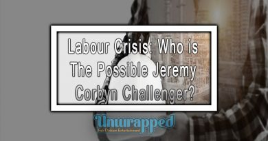 Labour Crisis Who is The Possible Jeremy Corbyn Challenger