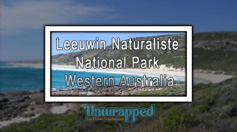 Leeuwin Naturaliste National Park - Western Australia