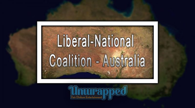 Liberal-National Coalition - Australia