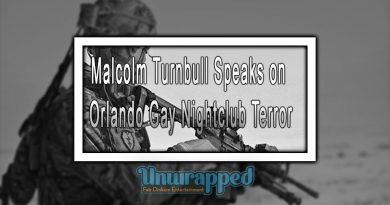 Malcolm Turnbull Speaks on Orlando Gay Nightclub Terror