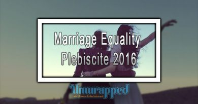 Marriage Equality Plebiscite 2016