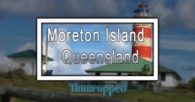 Moreton Island - Queensland