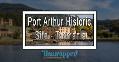 Port Arthur Historic Site - Tasmania