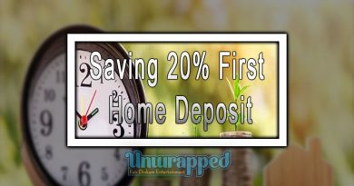 Saving 20% First Home Deposit
