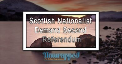 Scottish Nationalist Demand Second Referendum