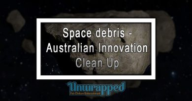 Space debris - Australian Innovation Clean Up